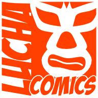 Lucha Comics Logo - 192px