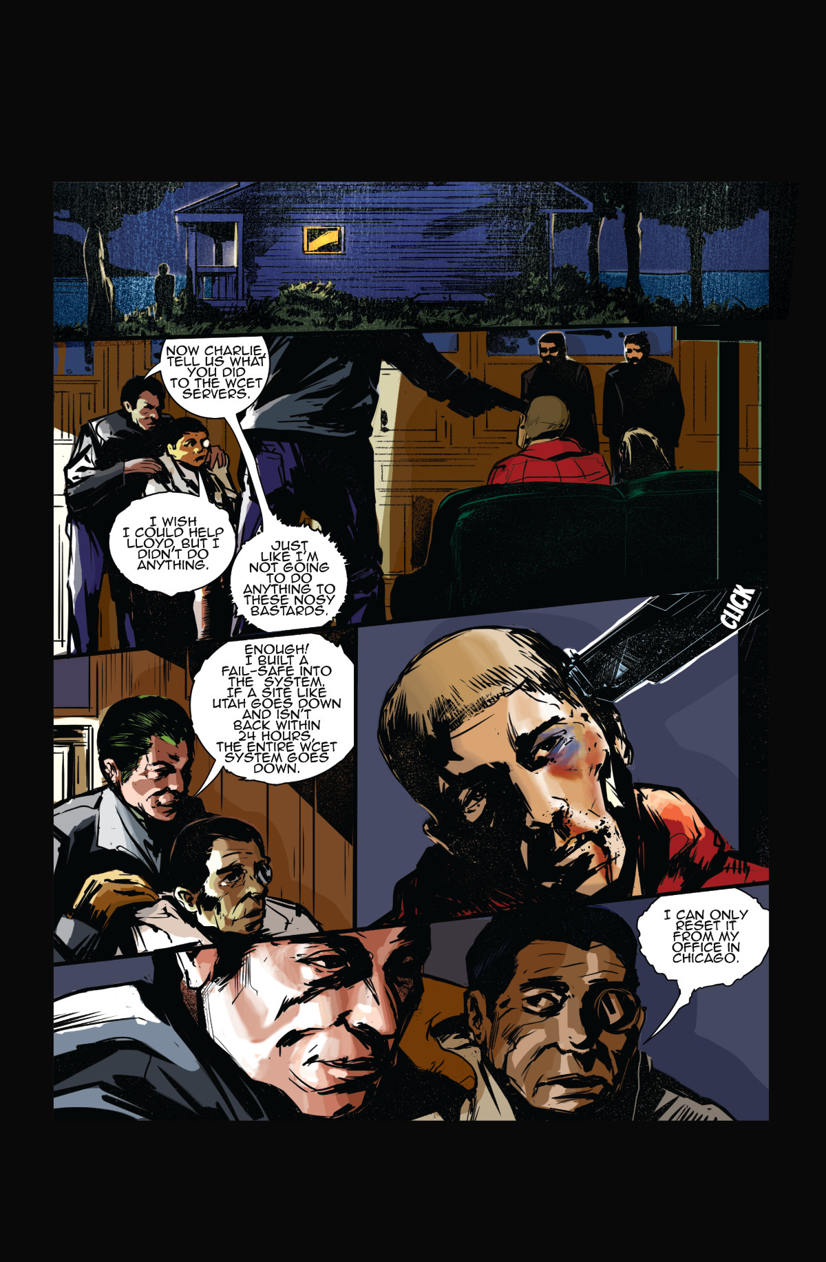 Thrill Rider Page 36 Preview
